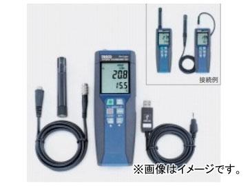 タスコジャパン データロガー温湿度計 TA411PC