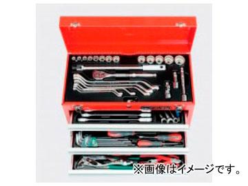 タスコジャパン ツールセット(メンテナンス用)全62点 TA710BA