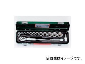 """タスコジャパン 3/8""""(9.5mm) ソケットレンチセット TA730SB-5"""