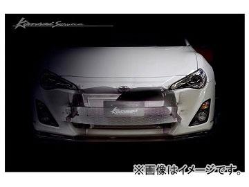Kansaiサービス カーボンエアダクト&クーリングパネル KXT001 スバル BRZ ZC6 2012年03月~