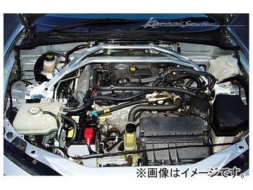 Kansaiサービス ラジエターエアスルーKit KXZ010 マツダ ロードスター NCEC 2005年08月~