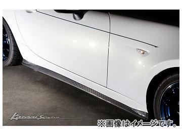 Kansaiサービス カーボンサイドステップ KAZ321 マツダ ロードスター ND5RC 2015年05月~