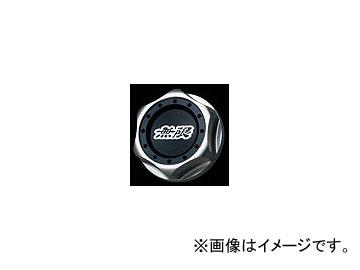 無限 ヘキサゴンオイルフィラーキャップ ブラック 15610-XG8-K2S0-BL