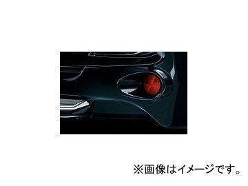 無限 リアアンダースポイラー 標準装備マフラー同時装着タイプ カラード仕上げ カラー:プレミアムヴィーナスブラック・パール他 ホンダ オデッセイ