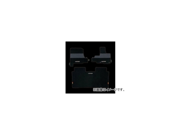 無限 スポーツマット ブラック 08P15-XMG-K0S0-BK ホンダ N-ONE