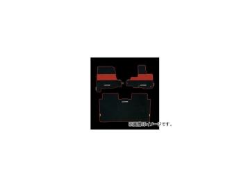 無限 スポーツマット ブラック×レッド 08P15-XMG-K0S0-RD ホンダ N-ONE