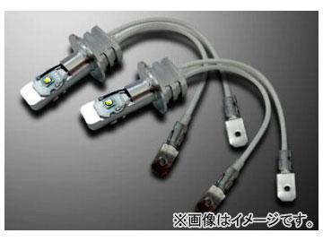 アクト LS-LINE LEDフォグランプ 5W+5W LED SHORT FOG LAMP BULB 品番:CREE 5W+5W LSC-H3-10W 入数:2個セット