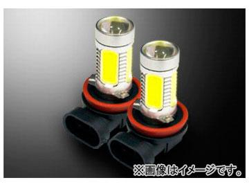 アクト LS-LINE LEDフォグランプ 9W TYPE 面発光+5Wプロジェクター 品番:LST-##-9W 入数:2個セット