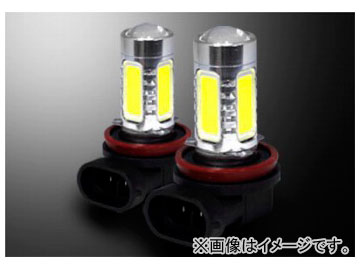 アクト LS-LINE LEDフォグランプ 11W TYPE 面発光+5Wプロジェクター 品番:LST-##-11W 入数:2個セット