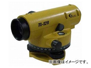 テクノ販売 オートレベル(24倍) 三脚なし TL-124