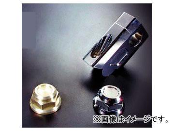 2輪 ラフ&ロード LUKE オフセットハンドルポスト(40mmアップ 20mmバック、ステムナット付き) メッキ LK-5201 ヤマハ グランドマジェスティ