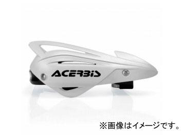 2輪 ラフ&ロード ACERBIS TRI FITハンドガード ホワイト AC-16508WH