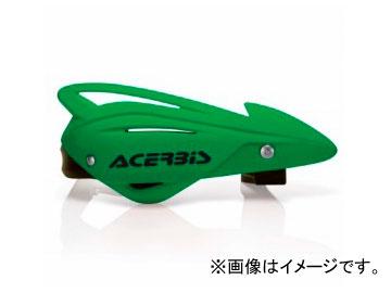 2輪 ラフ&ロード ACERBIS TRI FITハンドガード グリーン AC-16508GR