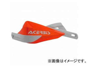 2輪 ラフ&ロード ACERBIS ラリーIIIハンドガード オレンジ AC-16077OR