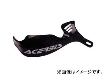 2輪 ラフ&ロード ACERBIS ミニクロスラリーハンドガード ブラック AC-55-11K