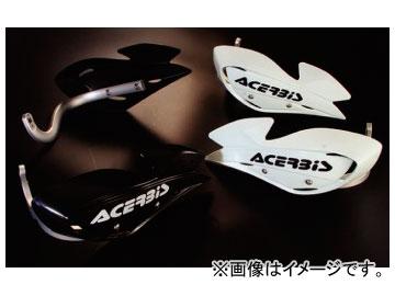 2輪 ラフ 大特価 ロード ACERBIS シングルマウントハンドガード 期間限定で特別価格 ホワイト AC-94-63