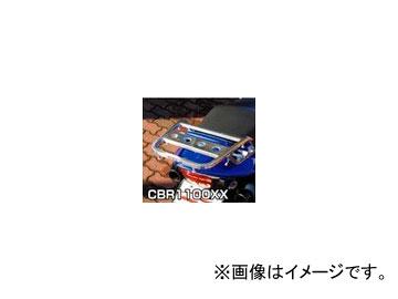 2輪 ラフ&ロード RALLY591 スーパーライトキャリア アルミバフ仕上げ RY591H01 ホンダ CB1300SF ~2002年