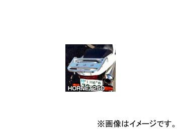 2輪 ラフ&ロード RALLY591 スーパーライトキャリア アルミバフ仕上げ RY591H02 ホンダ HORNET250/600