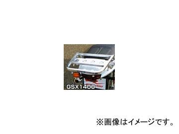 2輪 ラフ&ロード RALLY591 スーパーライトキャリア アルミバフ仕上げ RY591S01 スズキ GSX1400