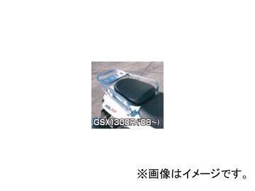 2輪 ラフ&ロード RALLY591 スーパーライトキャリア シルバー(アルミバフ仕上げ) RY591S03 スズキ GSX1300Rハヤブサ 2008年~