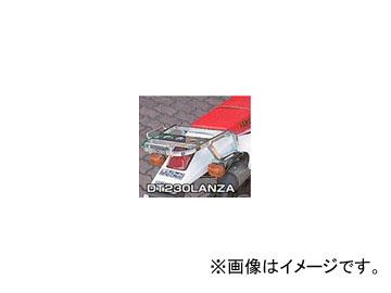 2輪 ラフ&ロード RALLY591 スーパーライトキャリア アルミバフ仕上げ RY59112 ヤマハ DT230 ランツァ