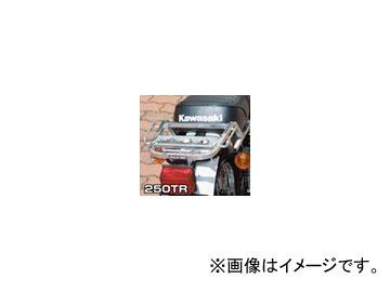 2輪 ラフ&ロード RALLY591 スーパーライトキャリア アルミバフ仕上げ RY59119 カワサキ 250TR