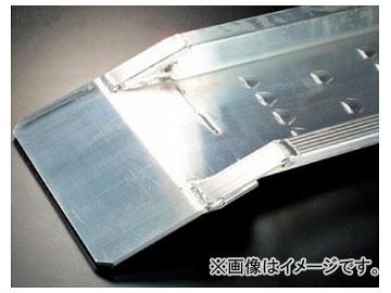 2輪 ラフ&ロード アルミラダーレール ベロ付タイプ(折りたたみ) 180×18cm MCW-180-18