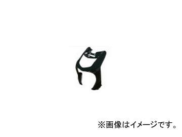 2輪 NTB レッグシールド(スポンジ付) ブラックメタリック TBY-03LS/B ヤマハ シグナスX SE12J XC125(SR) 5UA