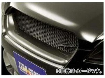 ゼロスポーツ フロントカーボングリル ガンメタリック塗装仕様 品番:0104014 スバル レガシィツーリングワゴン 2.0GTspecB/3.0R BP5/BPE JAN:4527525205841