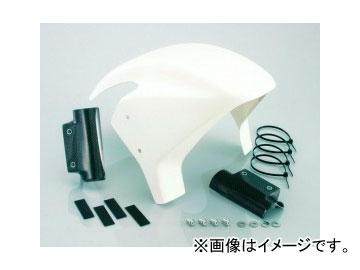 2輪 キタコ エアロダウンフェンダー タイプX/FRPゲルコート白 680-1137210 JAN:4990852069569