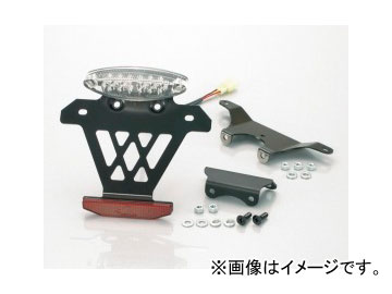 2輪 キタコ LEDテールランプKIT スーパースリムタイプ/クリア/TLシート用 801-1017900 JAN:4990852078080 ホンダ モンキー/ゴリラ FNO,AB27-1000001~1899999