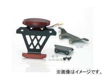 2輪 キタコ LEDテールランプKIT スーパースリムタイプ/赤色/TLシート用 801-1017910 JAN:4990852078097 ホンダ モンキー/ゴリラ FNO,AB27-1000001~1899999