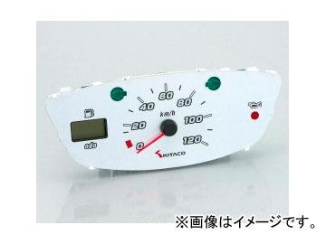 2輪 キタコ スピードメーター 120km/h 752-0079000 JAN:4990852035458 ヤマハ ジョグ-ZR/-ZII(リモコンジョグ) 5PT・5SW