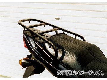 2輪 ライディングスポット リアキャリア 品番:P002-6609 ブラック カワサキ ZRX1100 JAN:4520616531713