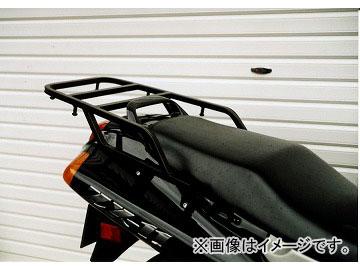 2輪 ライディングスポット リアキャリア 品番:P002-6350 ブラック カワサキ ZZR1100 D型 1993年~ JAN:4520616514570
