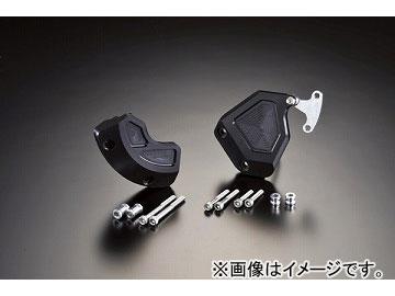 2輪 アグラス リアスライダー ケースカバーセット 品番:P034-2319 ホワイト ヤマハ YZF-R6 2008年 JAN:4547567759089