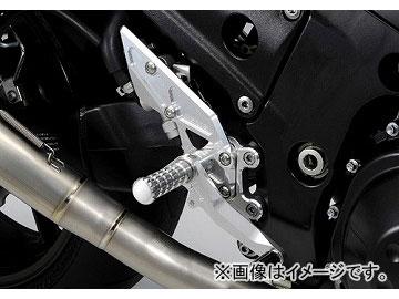 2輪 アグラス バックステップ 4ポジション 品番:P020-1916 カワサキ ZZR1400 ZX-14 2006年~2011年 JAN:4547567319306