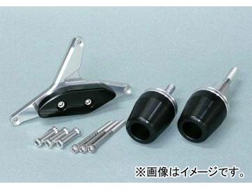 2輪 アグラス リアスライダー 3点セット スタータA 品番:P052-3136 ブラック カワサキ ZX-10R 2008年~2009年 JAN:4548664833337