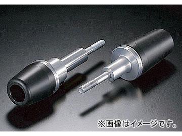 2輪 アグラス リアスライダー フレーム 品番:P009-2299 ブラック カワサキ ZRX1200R JAN:4547424088598