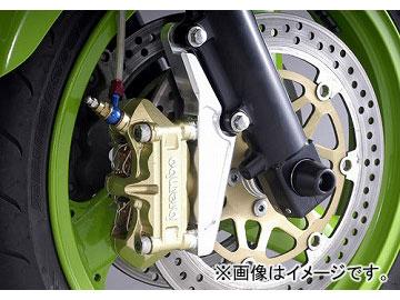 2輪 アグラス キャリパーサポート ラジアルマウント用 品番:P004-1247 カワサキ ZRX1200R JAN:4520616810405