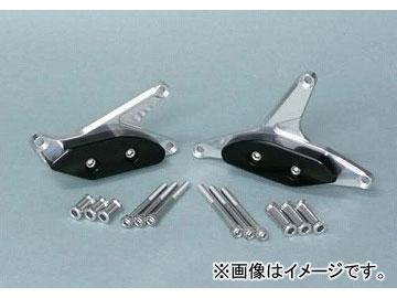 2輪 アグラス リアスライダー ケースカバーセットA 品番:P035-2190 ホワイト カワサキ ZX-10R 2008年~2010年 JAN:4547567807834