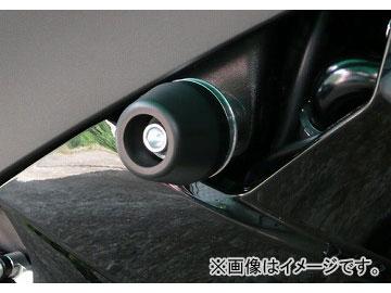 2輪 アグラス リアスライダー フレーム 品番:P032-8115 ブラック ヤマハ YZF-R6 2008年 JAN:4547567685562