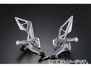 2輪 アグラス バックステップ 4ポジション 品番:P013-1476 スズキ GSX-R1000 2005年~2006年 JAN:4547424481061