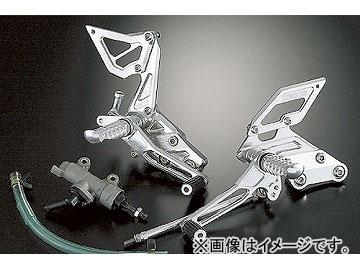 2輪 アグラス バックステップ 1ポジション 品番:P003-4030 スズキ GSX1100S カタナ ~1994年 JAN:4520616681609