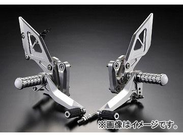 2輪 アグラス バックステップ 4ポジション 品番:P034-2028 カワサキ ニンジャ250R 2008年 JAN:4547567757597