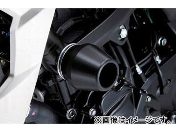 2輪 アグラス リアスライダー 4点セット φ60 品番:P048-4600 ブラック スズキ GSR750 JAN:4548664589333