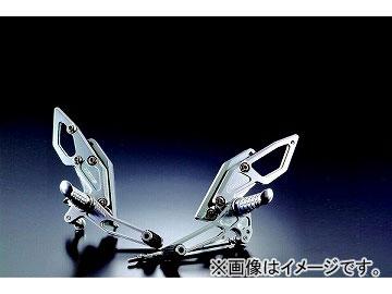 2輪 アグラス バックステップ 3ポジション 品番:P008-4871 カワサキ ZRX1100-2 ~2008年 JAN:4547424014153