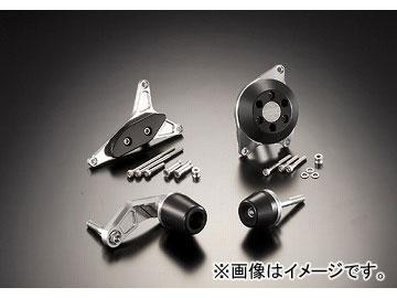 2輪 アグラス リアスライダー 4点セット 品番:P040-4831 ホワイト スズキ GSX-R600 2006年~2007年 JAN:4548664072170
