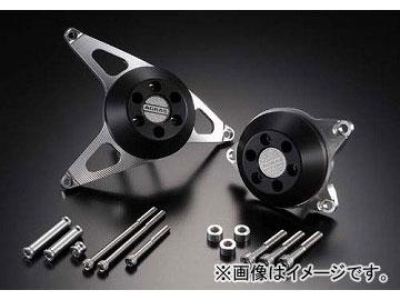 2輪 アグラス リアスライダー 左右セット 品番:P040-4819 ブラック ヤマハ FZ1 フェザー RN21J JAN:4548664071876