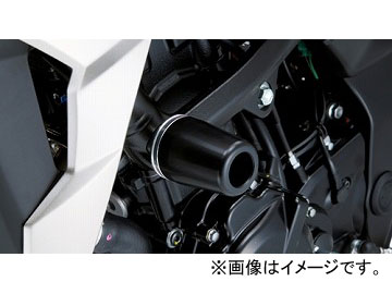 2輪 アグラス リアスライダー 4点セット φ50 品番:P048-4598 ブラック スズキ GSR750 JAN:4548664589319